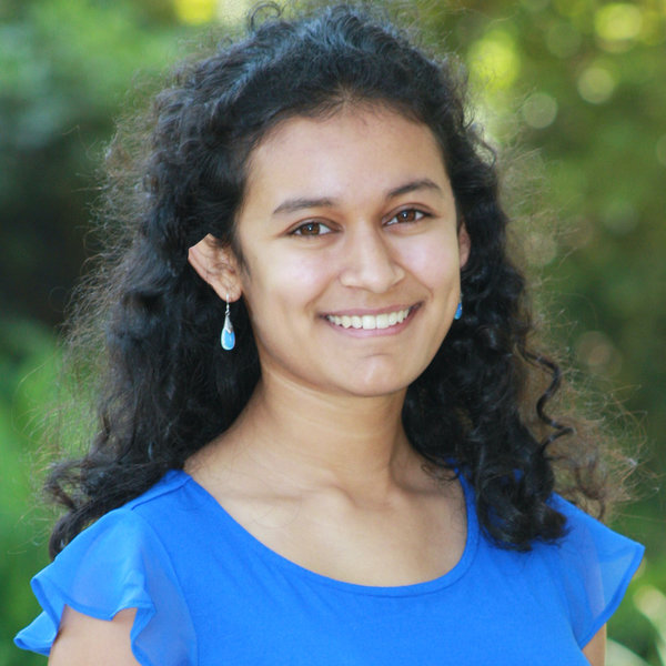 Photograph of Ananya Karthik